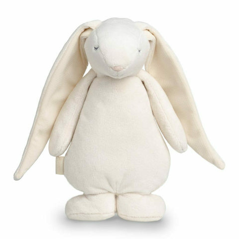 "Moonie ""The Humming Friend"" Rabbit Plush Toy - Cream"