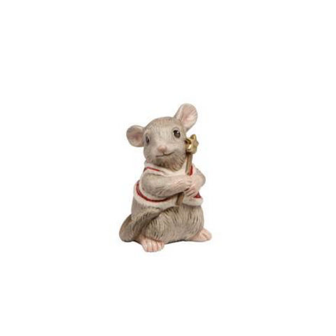 GOEBEL- CHRISTMAS FRIENDS - MOUSE AMANDA