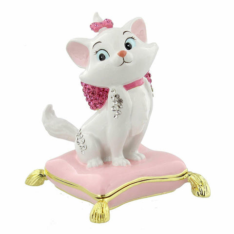 Disney Classic: Trinket Box - Marie the Cat