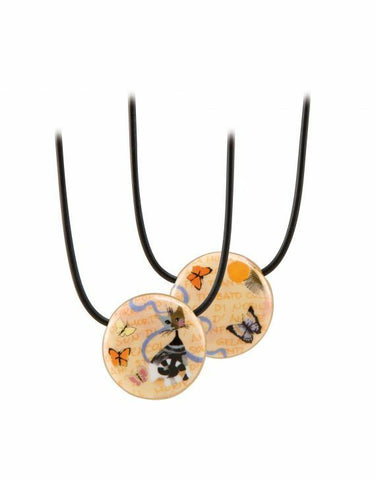 Rosina Wachtmeister: Necklace: Cat Giorni di sole