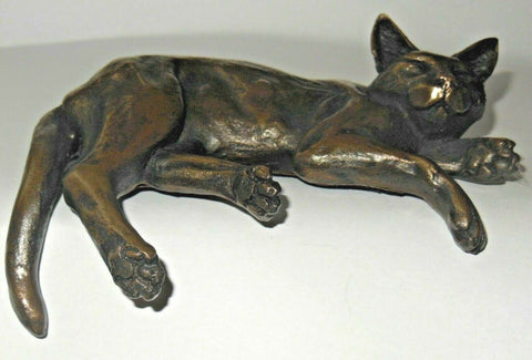 ORIELE BRONZE - SHELF CAT