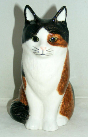 Quail Ceramics: Money Box: Cat - Poppet