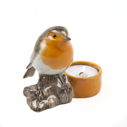 Quail Ceramics - ROBIN - T-LITE HOLDER