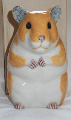 Quail Ceramics - Hamster Money Box