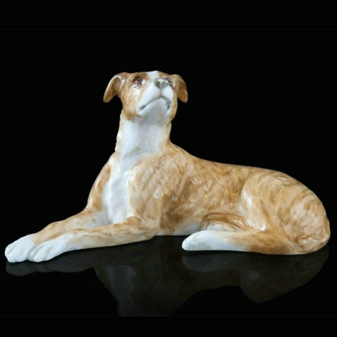 RICHARD COOPER STUDIO - BONE CHINA - WHIPPET