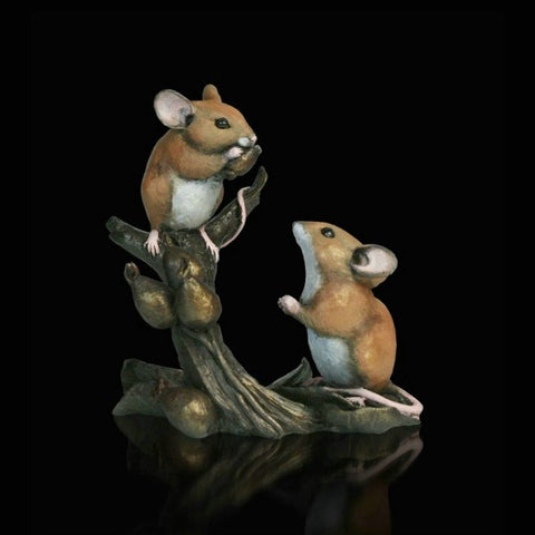 "Richard Cooper Studio – ""Mice with Rosehips"""