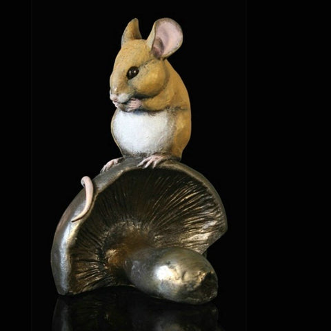 "Richard Cooper Studio – ""Mouse on Mushroom"""