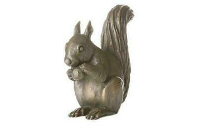 Oriele Bronze: Squirrel Eating A Nut