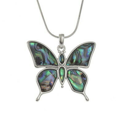 TIDE FASHION JEWELLERY - BUTTERFLY NECKLACE