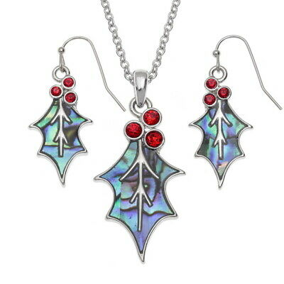 TIDE FASHION JEWELLERY - HOLLY - NECKLACE + EARRING SET