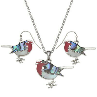 TIDE FASHION JEWELLERY - Robin - NECKLACE + EARRING SET