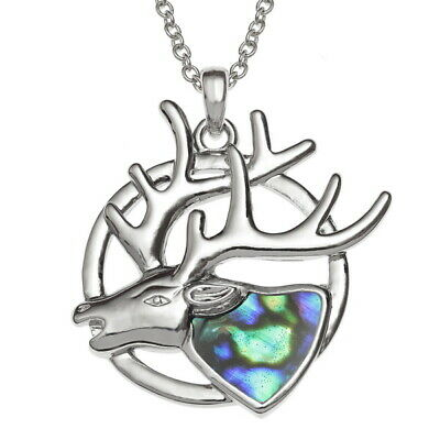TIDE FASHION JEWELLERY - Round - STAG NECKLACE