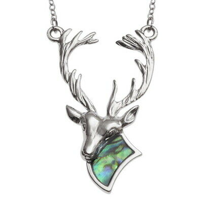 TIDE FASHION JEWELLERY - STAG NECKLACE