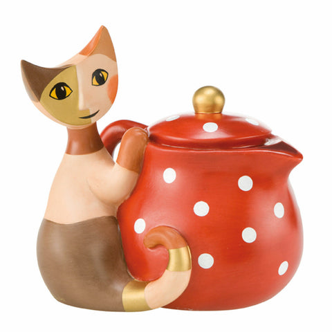 Rosina Wachtmeister: Money Box: Cat Tempo Per un Caffe
