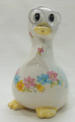 Babbacombe Pottery mother goose string holder.  Free postage to UK addresses.