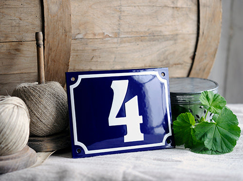 RAMSIGN | Hand-crafted house numbers and address plaques