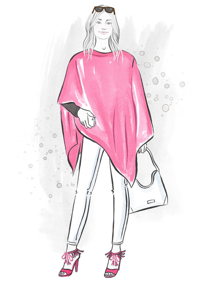 Ponchos for Style