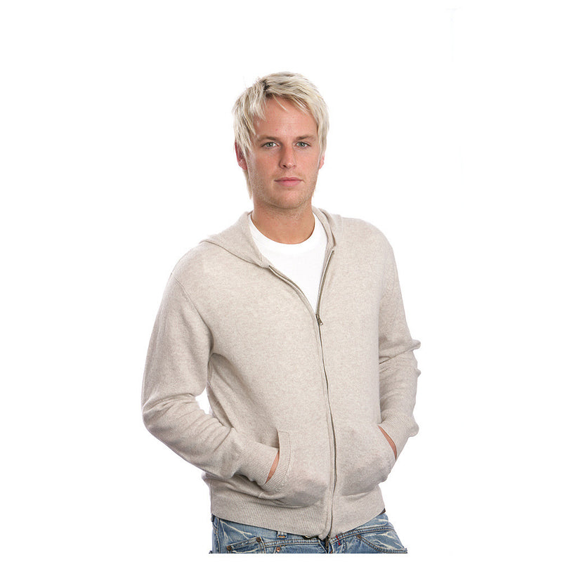 men's cashmere hoodies clearance