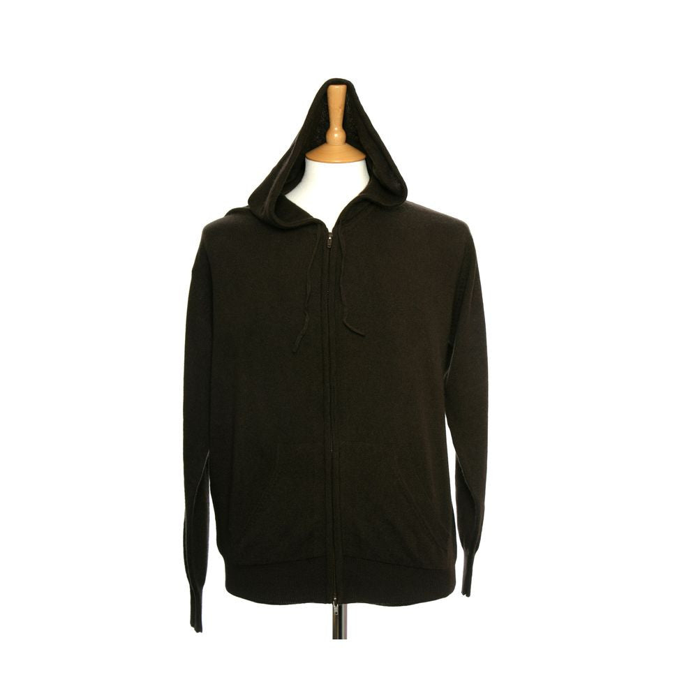men's cashmere hoodies clearance cocoa
