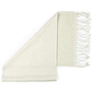 pashmina scarves checkered snow