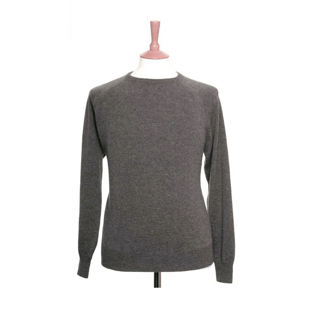 men's crew neck cashmere sweaters toast
