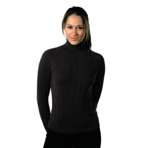 Polo Neck Cashmere Jumpers