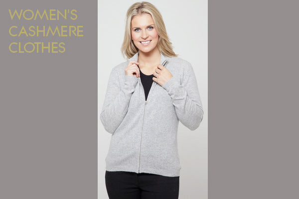 Women's Cashmere Jumpers