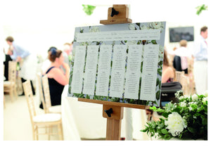 HOW TO CREATE THE PERFECT WEDDING GUEST LIST