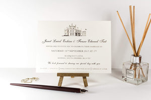 THE 'CORRECT' WAY TO WORD YOUR WEDDING INVITATIONS