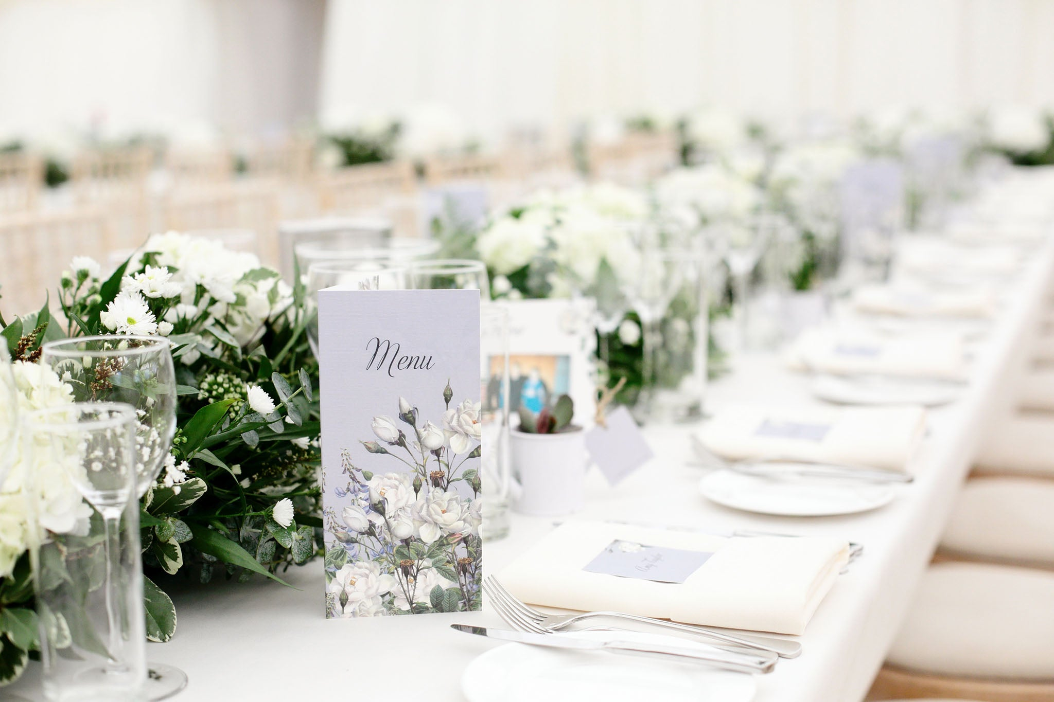 Wedding stationery styling
