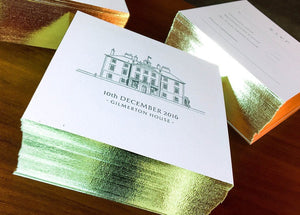 Wedding Stationery Deposit - Luxury Wedding Invitations