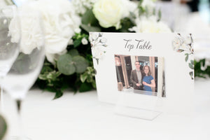 Botanic, Wedding Table Names/Number Cards