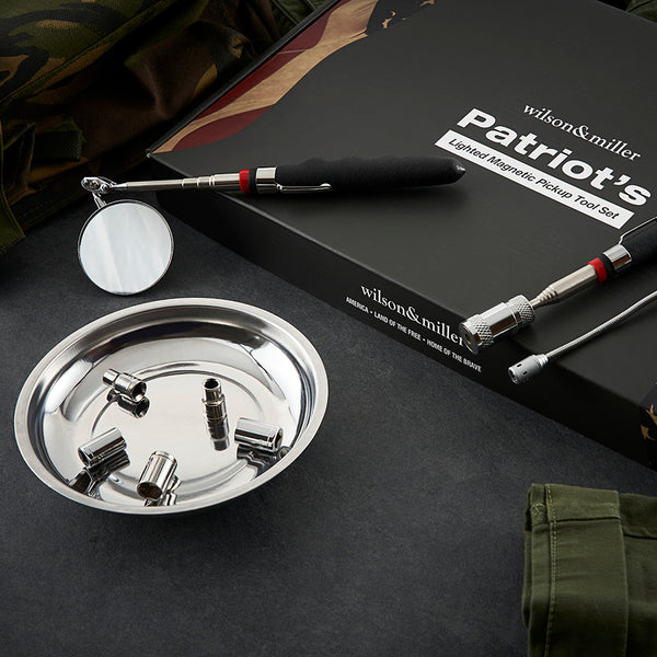 Wilson & Miller - Patriot's Magnetic Tool & Tray Set