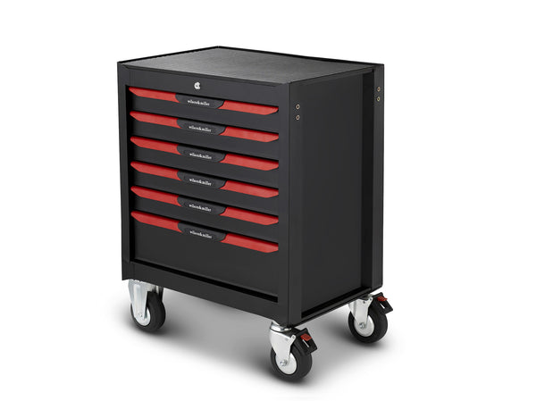 Patriot's 6-Drawer Rolling Tool Wagon