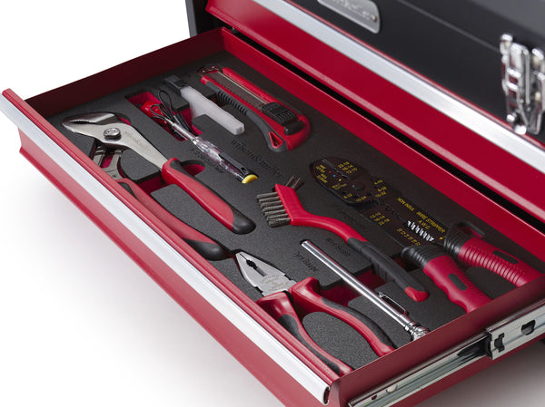 Patriot's 204pc Auto Tool Set