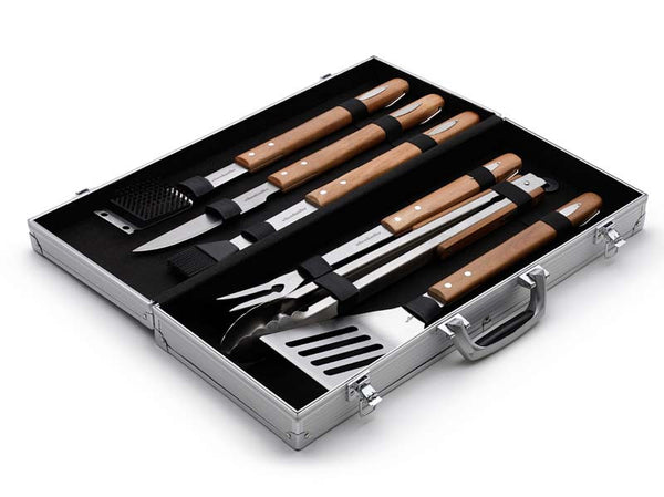 Patriot's BBQ Tool Set