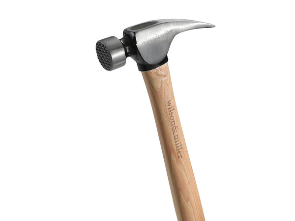 Patriot's 25oz California Hammer with Carbon Steel Head & Hickory Handle