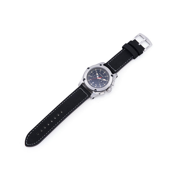 Wilson & Miller Mass Men's watch - Black Silver