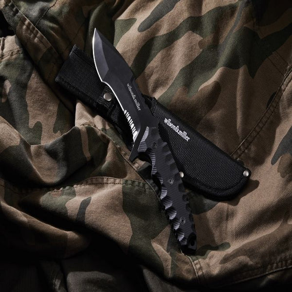 Wilson & Miller Commando Combat and Tactical Knife - 11.5""