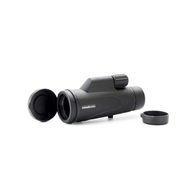 Wilson & Miller TacticalEye Optics Prism Scope – 10 x 42 Monocular Telescope