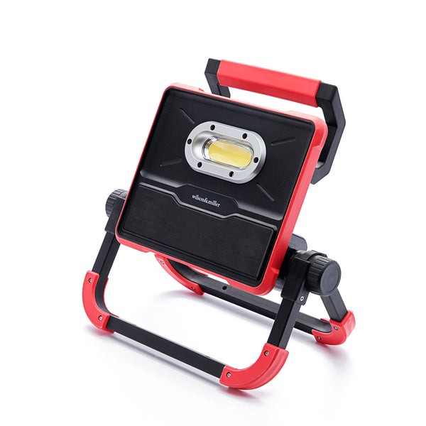 Wilson & Miller Full Force Heavy Duty Work Light & Power Bank