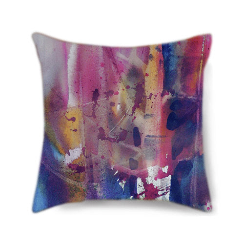 Birch Moment Custom Pillow Cover