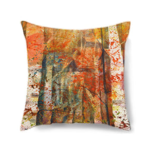Hidden Cabin Decorative Pillow Cover