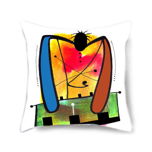 Mr. Piano Man Custom Pillow Cover