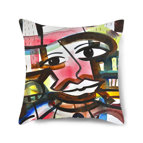 Life is a Circus Decorative Pillow Cover