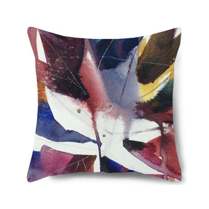 Autumn Leaf Decorative Pillow Cover