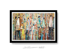 Load image into Gallery viewer, Our Colorful People Print
