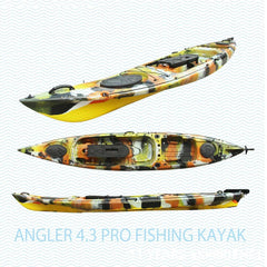 Searider 4.3m Fishing Kayak -