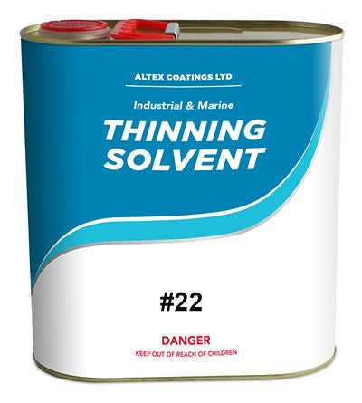 THINNING SOLVENT #22