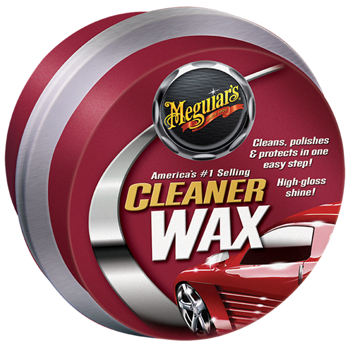 MEGUIARS A1214 CLEANER/WAX PASTE 311g  Code: A1214